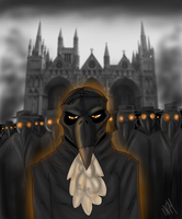 Time of Plague by FlameCurry