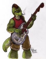 Chafe On Bass by Phraggle