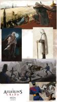 Assassin's Creed Brazil: Concepts by Fabvalle