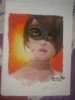 Masked by Dhria