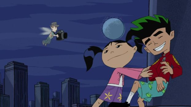 American.Dragon Jake Long S02E07 Family Business by R101D