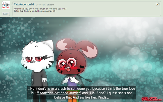 ''Answered Question'' #29 by RifkiTheAmateur