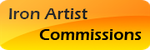 Iron Artist Commissions button by KirikoSoul