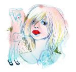Courtney Love by amandagrazini
