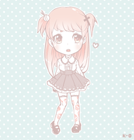 OPEN - cupcake stockings adoptable by Kei-yo