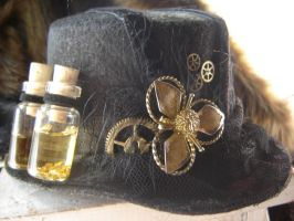 Large picture Steampunk hat by LoneSpiritWolf