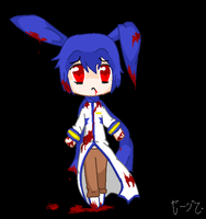 Story of a Poor Blue Rabbit by xX-Can-of-Soda-Xx