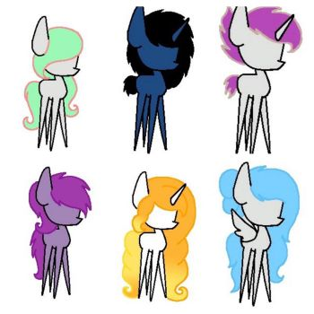 Reselling Old Adopts #5 by Silvermoon2819