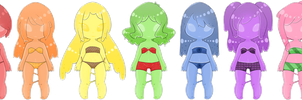 (CLOSED) Slime Adoptables: Fruit by NeoAbyss-Adopts