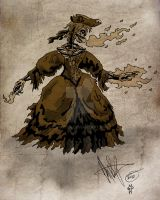 Samhain: Rotting Mockingbird by Sighter