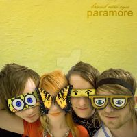 Brand New Eyes Are Brand New by sotnasaicirtap