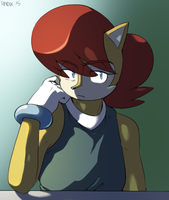 bored sally is judging you by General-RADIX