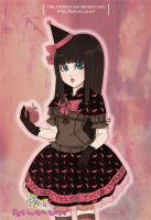 Trick or treat lolita by Karura-San