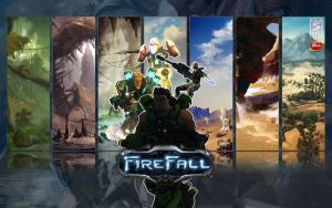 Firefall wallpaper by colorpilot