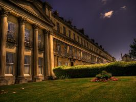 Suffolk Square by OliHDR
