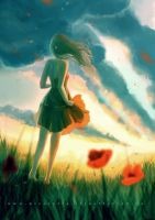 Evening by mohn-blume