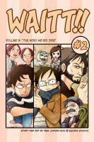 WAITT Volume 2 Cover by e1n