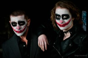 The Jokers by fholger