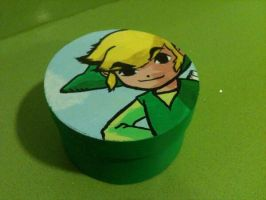 Link wooden box by anapeig