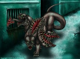 Bioweapon: Cerberus by TheDragonofDoom
