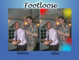 Footloose Action by charmedbyjessica