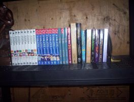 meh Manga Collection by aceman67