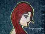 Red Haired Susan by limegreenguitar