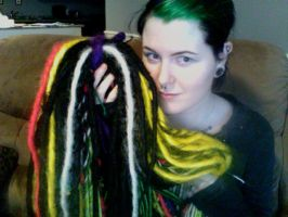 last one of the dreads before they go in by ExplodyStuff