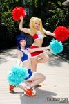Panty and Stocking by TheBigTog