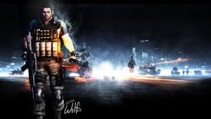 REDFIELD 3 by LoneWolf117