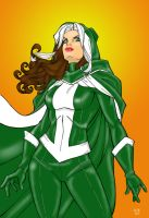 Rogue Colored by statman71
