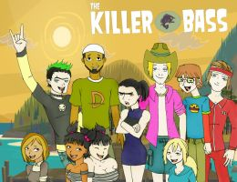 Total Drama Bass by cococheese