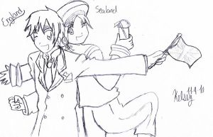 APH: Engrand and Searand by xXimmaeatjooXx