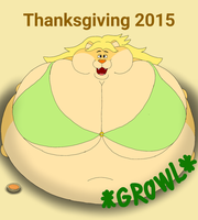 Happy Thanksgiving 2015 by Rebow19