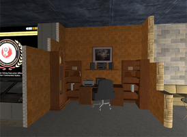 Kok - Statesman's Suite - Personal Office by The-Port-of-Riches