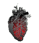 STRONG METALLIC HOT BEATING HEART by adkind