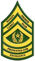 Command Sergeant Major Coin by Kaibu