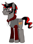 My new Oc by Ripped-ntripps