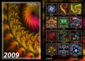 Fractal_Calendar_2009 by Fiery-Fire