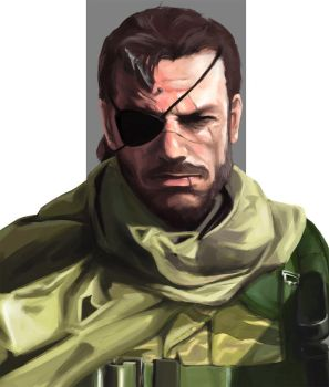 Big Boss Cometh by MaruGawa
