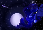 Princess of the Night by Polkadot-Creeper