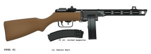 PPSh 41 by OberstBart