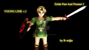Young link V.2 by Rwanlink