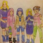 RTN Naruto Girls by deadvampire32
