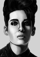 Bill Kaulitz by AlexUnderwood