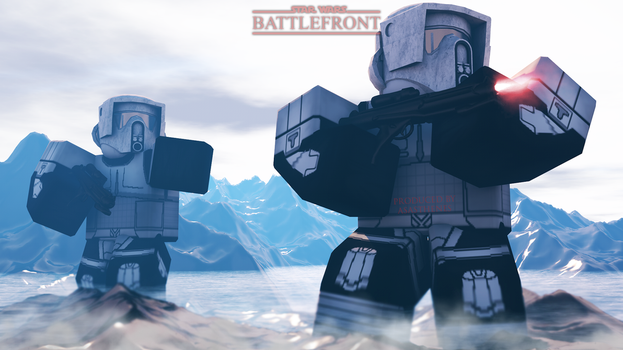 Star Wars battlefront by Asasthenes