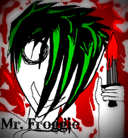 Mr. Froggie by loselips-sinkships