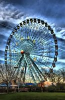 The Texas Star by DFWHDR