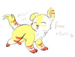 Free Adopt(first come first serve)CLOSED by P0CKYY