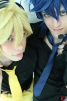 Len Kagamine(Magnet version) Cosplay by MikyOuji-Sama